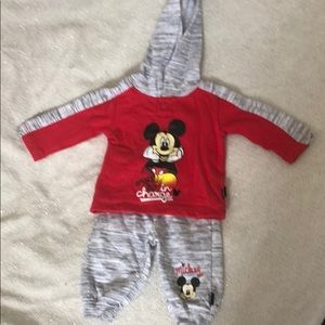 Disney Mickey Mouse outfit